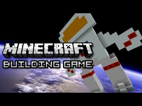 Minecraft: Building Game - SPACE EDITION!