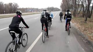 MTB Donetsk Трасса с Авдеевки в Донецк