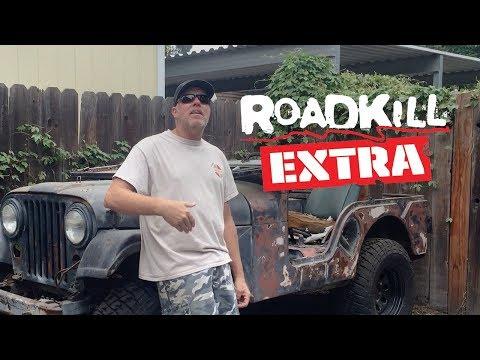 Freiburger Explains $3,000 Hooptie Challenge - Roadkill Extra