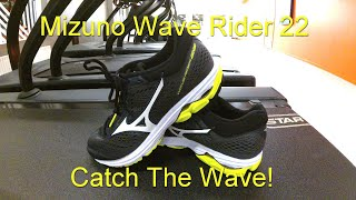MIZUNO WAVE RIDER 22 | CATCH THE WAVE! A Shoe4You Review