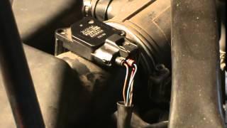 P0110, P0100, P0101 Intake Air Temperature Sensor Codes