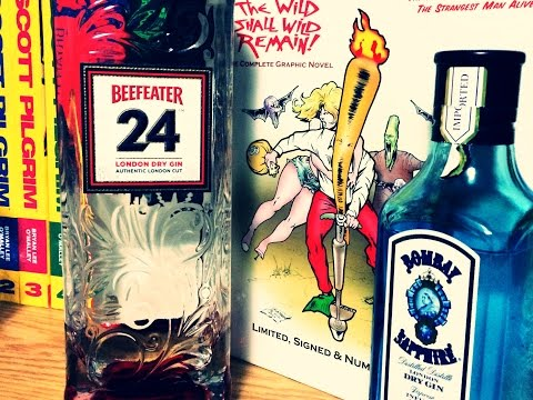 Booze & Talks - Beefeater 24 VS Bombay Sapphire Gin & Tonic Review