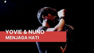 Yovie & Nuno - Menjaga Hati Live at OASIS 12