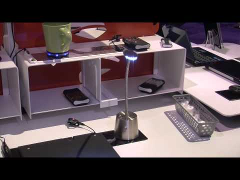 Pure Energy: Charging Flexibility for Home or Office