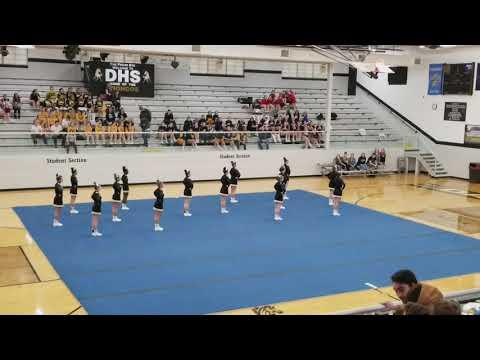 Daleville High School Cheerleading