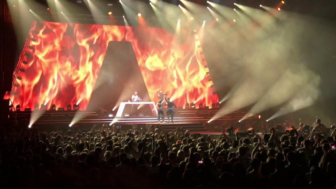 Armin Embrace Tour