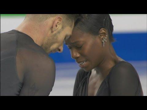 **GRAND PRIX WINNERS** Vanessa James & Morgan Cipres