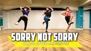 Sorry not | dance cover by master ram #demilovato #sorrynotsorry #masterram