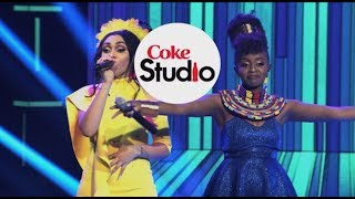 Kenya's sensation Nadia Mukami stars in Coke Studio this week 🔥🔥🔥