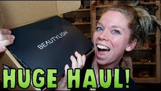 NEW MAKEUP Haul! - Whats NEW at Beautylish! thumbnail