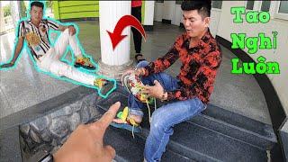 NVL | Toang Đôi Giày Số 1 Của A Quốc Tại Phú Yên Tuy Hòa