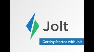 Getting Started with Jolt
