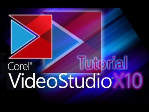 VideoStudio Pro X10 - Tutorial for Beginners [+General Overview]*