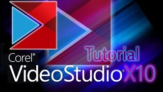 VideoStudio Pro X10 - Tutorial for Beginners [+General Overview]*