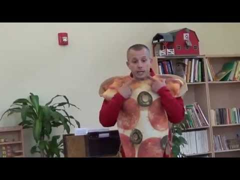 Mr Peace Pizza at Grace Montessori Academy