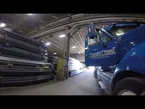 TheRoadReaper, Truck driving, flatbed, GoPro 2