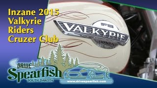 Inzane 2015, Spearfish, SD - Valkyrie Riders Cruisers Club by Visit Spearfish