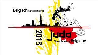 BK Judo Antwerpen 2018 - teaser