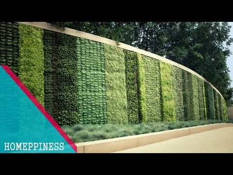 (NEW DESIGN 2017) 20+ Great Vertical Wall Garden Ideas for Modern Home Design