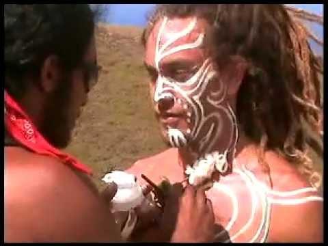 isla de pascua haka pei fiesta tapati en rapa nui