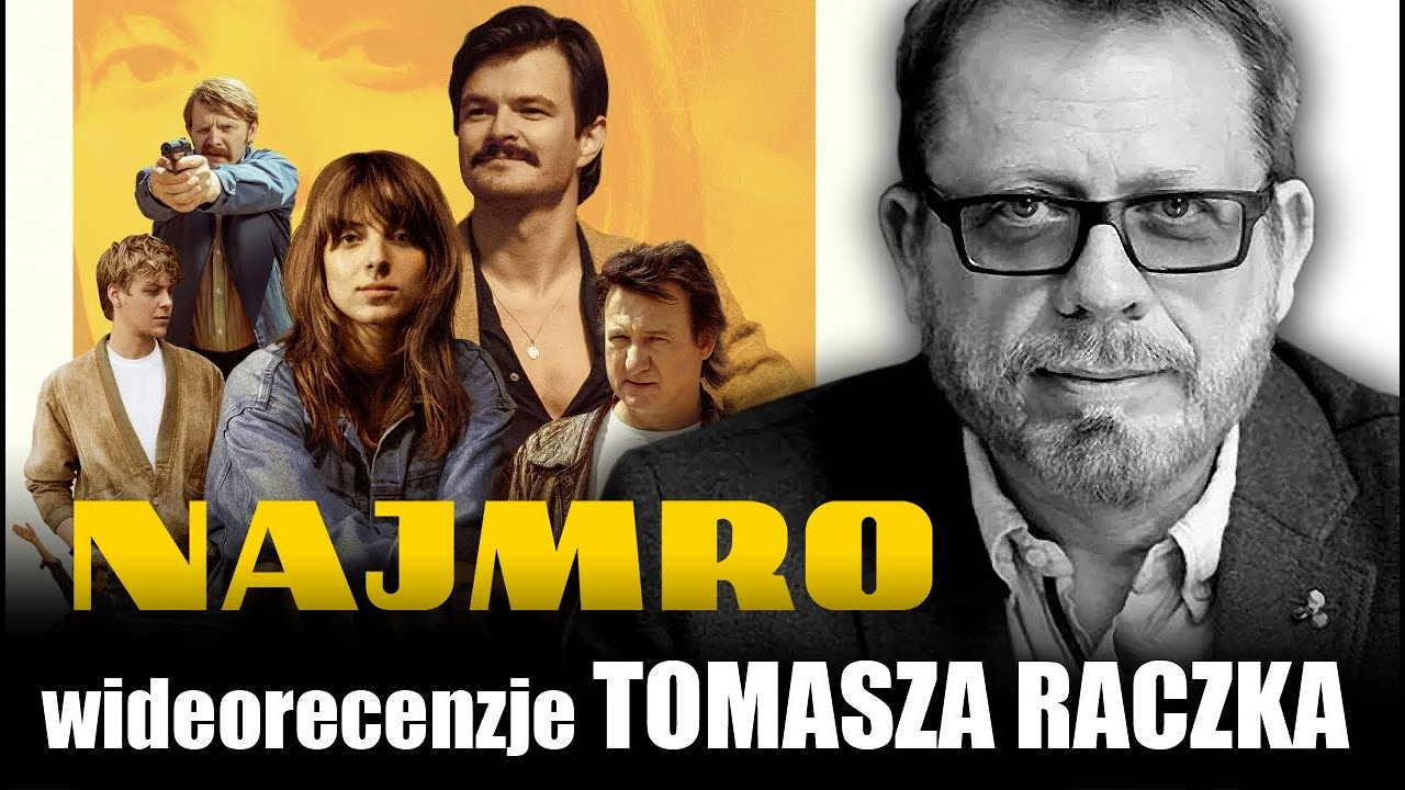NAJMRO, reż. Mateusz Rakowicz, prod. 2021 - wideorecenzja Tomasza Raczka.