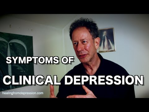 hqdefault - Clinical Depression The Signs