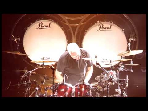 Golden Earring - Drum Solo -  12-12-2015 Amsterdam