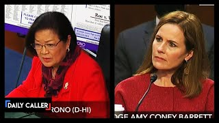 Sen. Hirono Offended By The Phrase 'Sexual Preference' ... But Joe Biden Used It