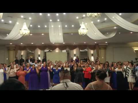 Wedding Haka