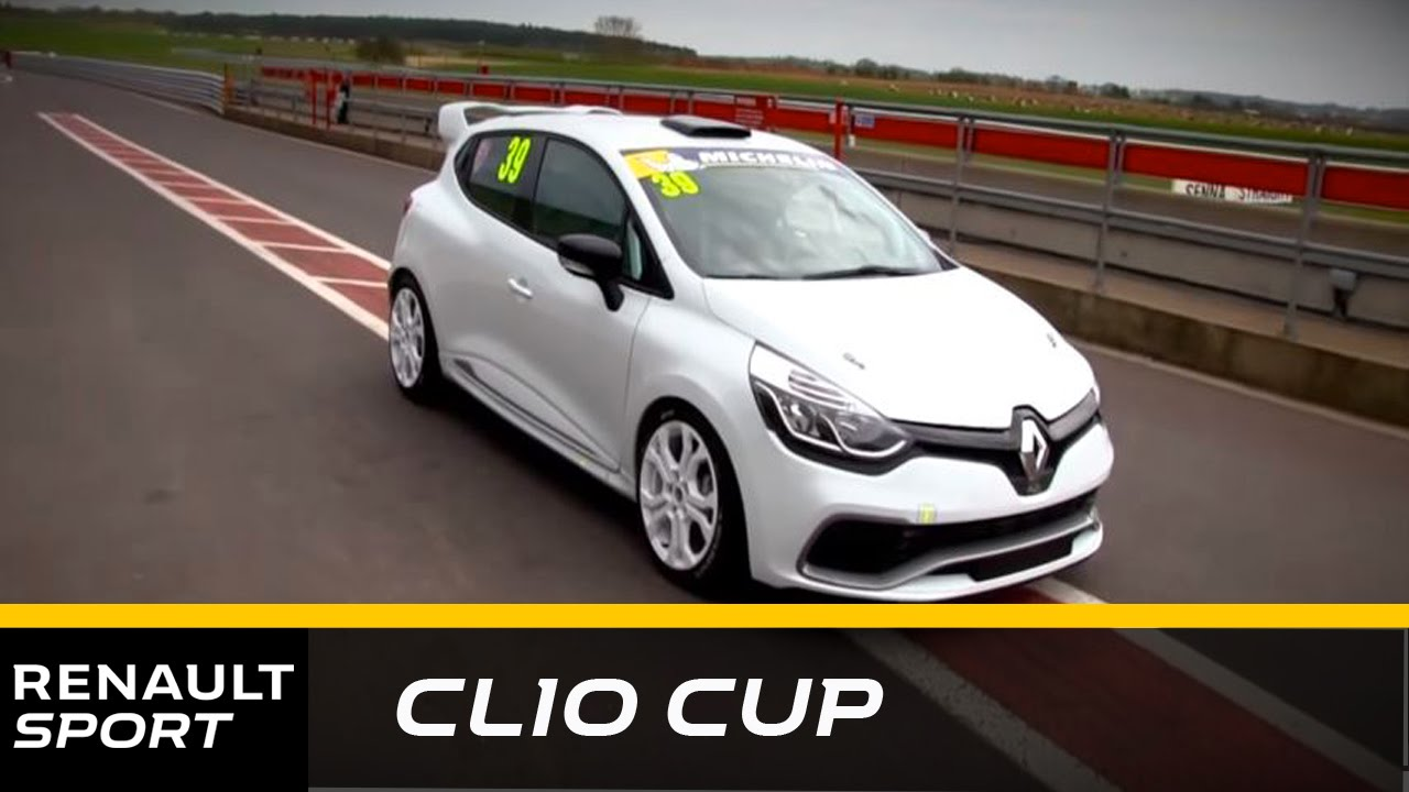 renault uk clio cup clio 4 rs shakedown test youtube. Black Bedroom Furniture Sets. Home Design Ideas
