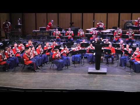 """DAUGHTERTY Bells for Stokowski - """"The President's Own"""" U.S. Marine Band"""