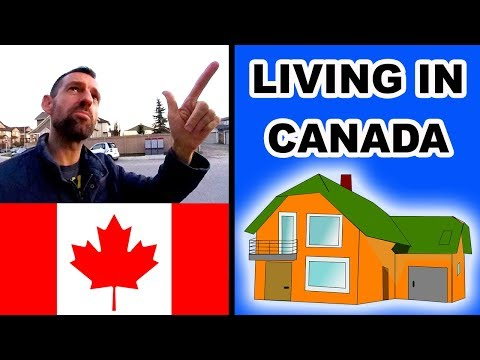 Living in Canada | House Condo Basement Suite