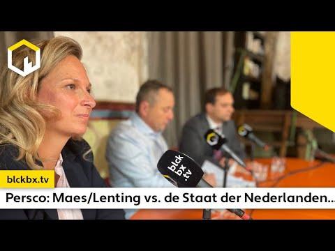 Livestream- Persconferentie MAES LAW vs. de Rijksoverheid inzake de coronapas...
