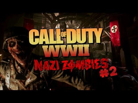 CALL OF DUTY: WWII NAZI ZOMBIES - Where is the other switch?!
