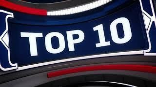 NBA Top 10 Plays Of The Night | February 22, 2021