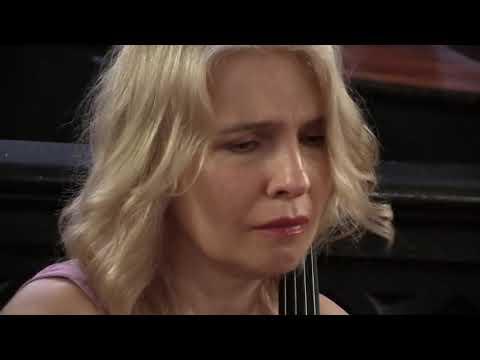 J. S. Bach Suite № 2 In D Minor For Cello, Natalia Khoma