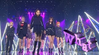 Comeback Special Dreamcatcher 드림캐쳐 What A인기가요 Inkigayo 20180923