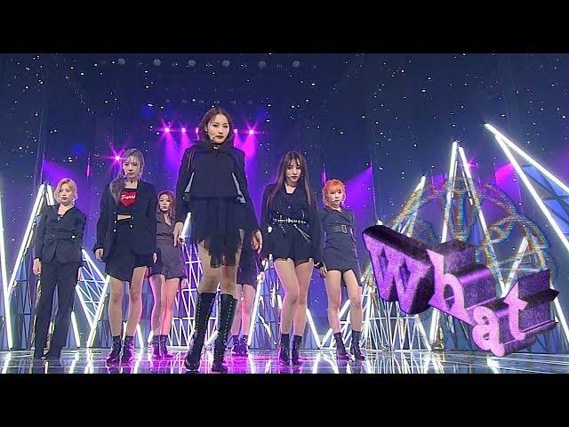 《Comeback Special》 Dreamcatcher(드림캐쳐) - What @인기가요 Inkigayo 20180923