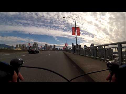 Granville Street Bridge - Vancouver