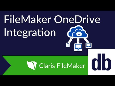 FileMaker OneDrive Integration | DB Services