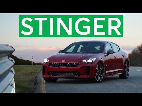 4K Review: 2018 Kia Stinger Quick Drive | Consumer Reports