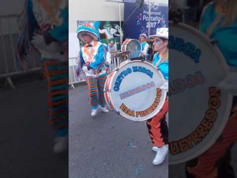 Salida Renegados villa pueyrredon pre carnavales 2016