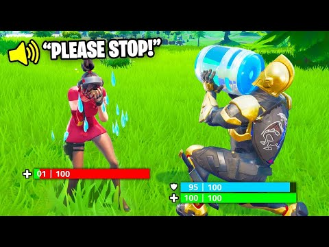 50 Ways To Mess With Your Friends In Fortnite #2