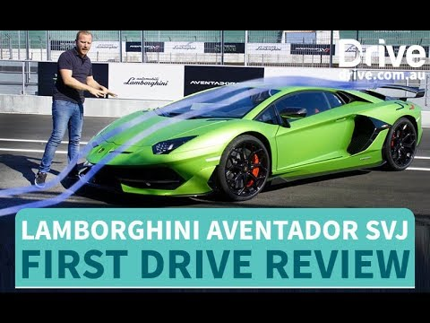 Lamborghini Aventador SVJ 2019 Review | Drive com au