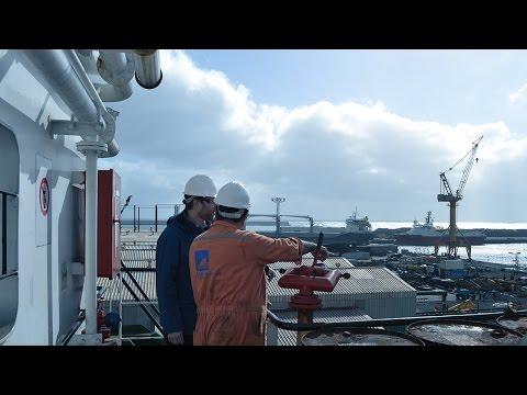 ABC Maritime corporate video - (Ship management services)