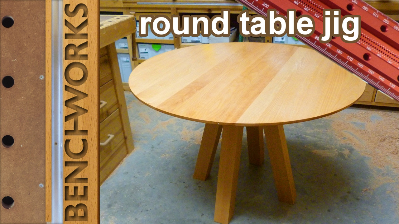 Round Table Build Youtube