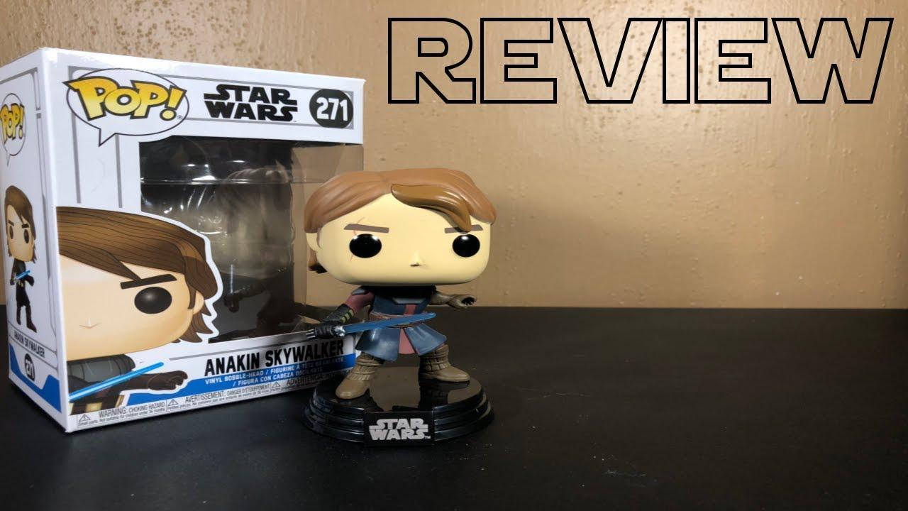 Anakin Funko Figurine Pop Star Wars Clone