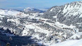 French Ski Resorts - Flaine resort guide