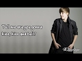 Justin Bieber - Kiss And Tell [Lyrics] HD