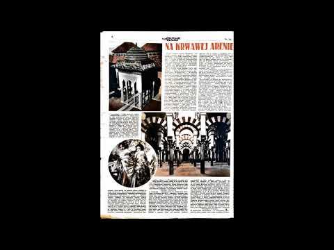 """Stara gazeta """"Na Szerokim Swiecie"""" wydana w Krakowie 23 sierpnia 1936 r. Nr 34 (415)"""